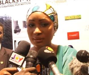 Learn from the foreign movie industries - Samira Bawumia tells 'Kumkum Bhagya' critic