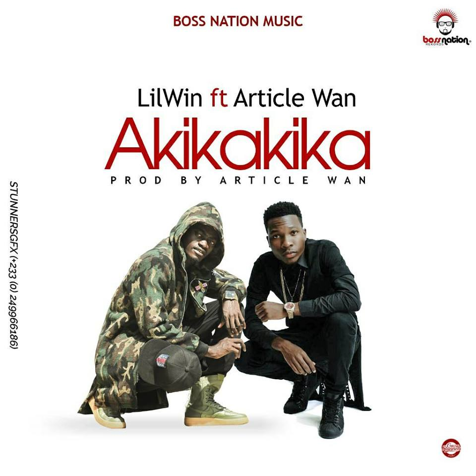 Lil Win Ft Article Wan – Akika Akika (Prod By Article Wan)