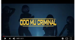 OB – Odo Mu Criminal ft. Sarkodie (Official Video)