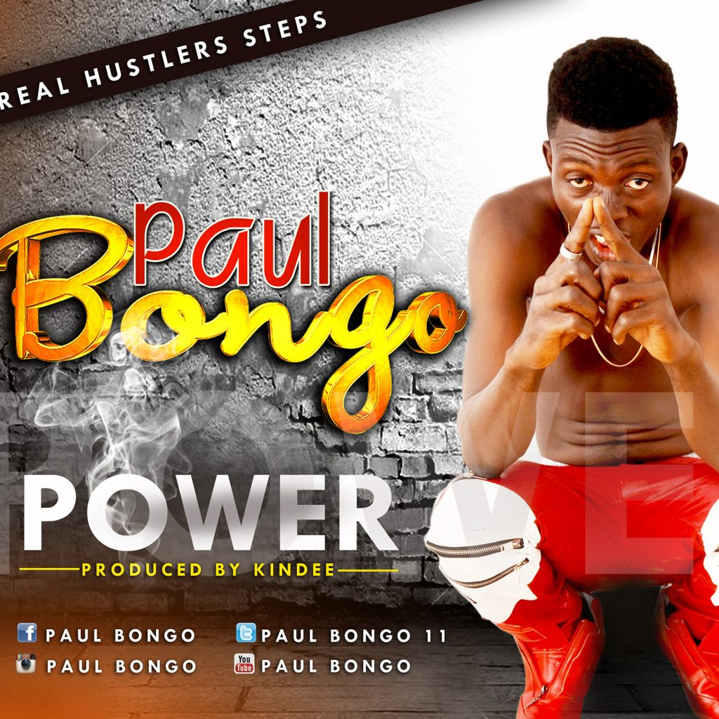 Ghana Music : Paul Bongo – Power (Prod By Kindee)