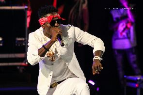 Shatta Wale ready for Ghana Meets Naija UK concert Friday
