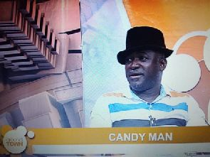 The best DJ in Accra currently is Andy Dosty – DJ Candy Man
