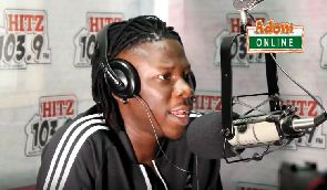 'I did not marry Louisa because of riches' - Stonebwoy