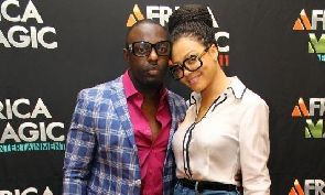 Nadia Buari and I were not dating, it was a reality show – Jim Iyke