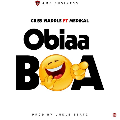 Download Mp3 : Criss Waddle Ft Medikal – Obiaa boa (Prod by Unkle beatz)