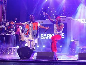 Sarkodie partners Samini for 'My Own' remix