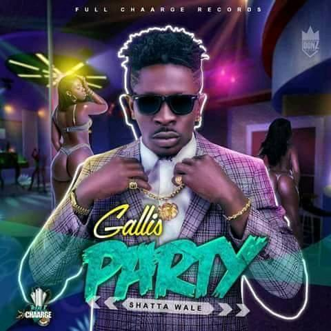 Download Mp3 : Shatta Wale – Gallis Party (Prod. By Full Charge Records)
