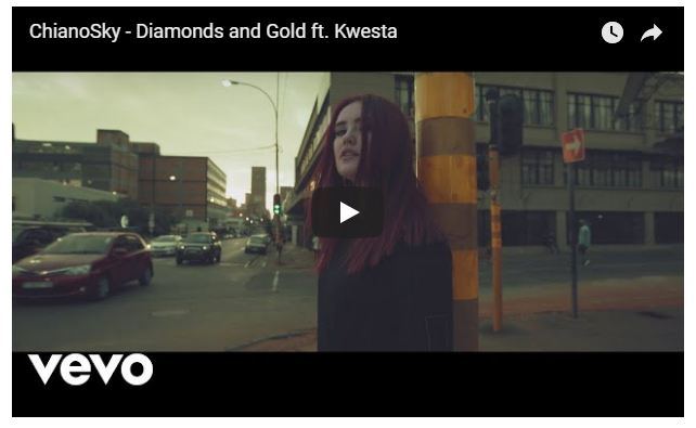 ChianoSky – Diamonds and Gold ft. Kwesta (Official Video)