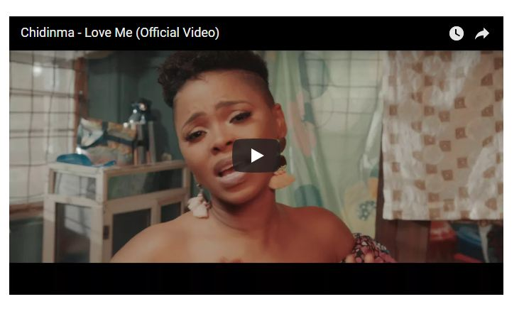 Chidinma – Love Me (Official Video)