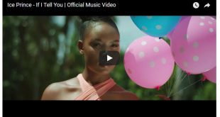 Prince – If I Tell You Ft DJ Spinall
