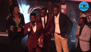 VGMA 2018: Teephlow beats Sarkodie, Samini, others to win Record of the Year