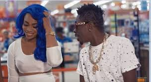 Checkout Shatta Wale and Shatta Michy's sweet birthday message to Hajia4Real (screenshots)