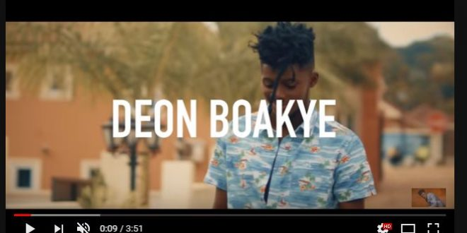Deon Boakye – You Do All Raggae ft. Samini Official Video