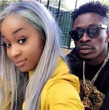 Efia Odo behind Shatta Wale's alleged 3-some sx tape