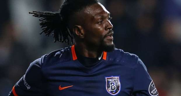 Emmanuel Adebayor deletes Kuami Eugene's songs from his playlist; says Patapeezy stands tall