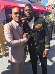 Stonebwoy & American Rapper T.I Working On A Collabo (+ Photos)