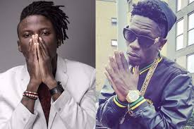 """Will you collaborate with Shatta Wale – Check out Stonebwoy's answer to that question again"