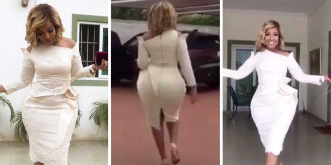 Come And See My Mother: Joselyn Dumas Flaunts Her Big 'Botos' In New Video