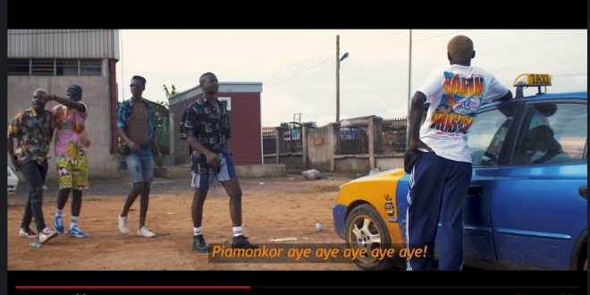 La Même Gang - YAA BABY Ft. KwakuBs & $pacely (Official Video)
