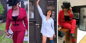 Nadia Buari Surprises Her Fans With Her Shaku Shaku Dance Moves In Zambia