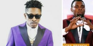"""God Bless The Nation's Worshipper, Shatta Wale For Composing Real Gospel Songs"" – Rev Obofour (+ Video)"