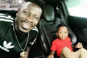 I don't want Shatta Wale to influence my son - Michy