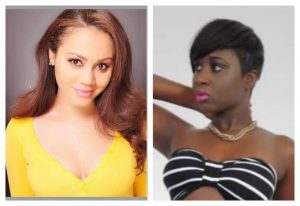 Princess Shyngle REPLIES Nadia Buari for judging her; says she is not perfect