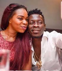 Shatta Wale & Baby Mama, Michy Jamming To Their New Song In Studio–Would It Be Another Mega Hit Song Watch Now!