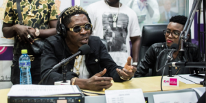 Shatta Wale On Why He Visits Terry Bonchaka's Grave