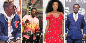 Shatta Wale, Stonebwoy, Becca To Challenge Patoranking, Olamide, 2Baba & Other Stars At Zylofon Media & Menzgold Launch Concert In Nigeria