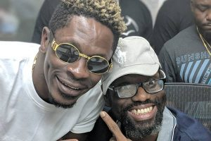 Video/Photos: Multimedia staff, friends mourn with Nana Turkson's family