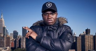 First Ever Ghanaian Rapper Rocks Fifa Awards Night In London.