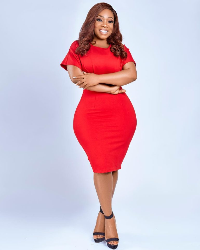 Moesha Bodoung responds to claims that she is a customer of Dr. Obengfo