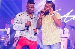 Stonebwoy, Samini Appeal To Organisers Of AFRIMA To Add Money To Award Plaques
