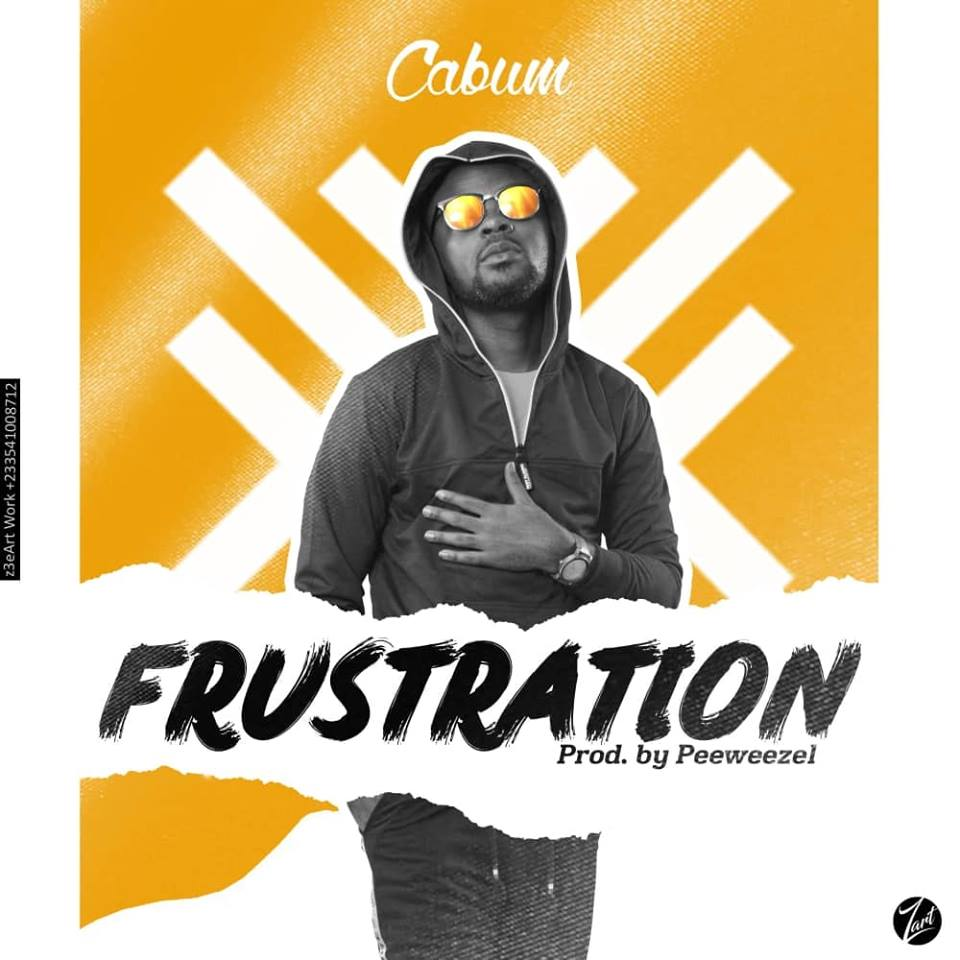 DOWNLOAD MP3 : Cabum – Frustration (Prod By Peewezel)