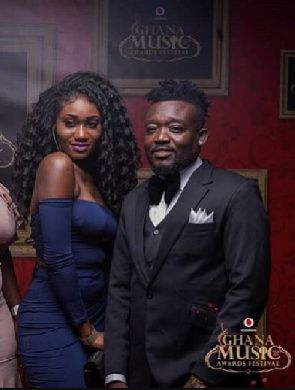 Hot Video: Wendy Shay Caught In Bed With Bullet