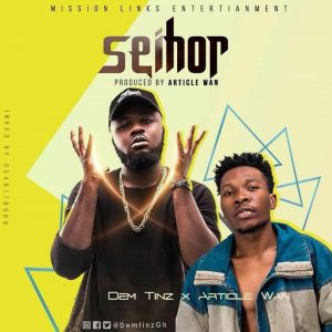 Dem Tinz ft Article Wan - SEIHOR (Prod By Article Wan)