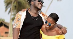 Medikal writes love letter to Fella Makafui