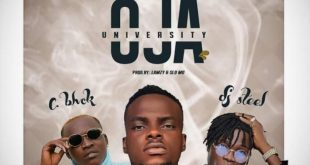 IBIM Ft. C.Blvck & DJ Steel – Oja University