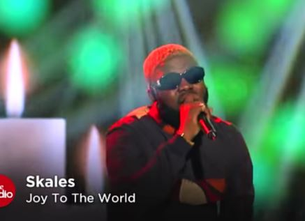 Skales – Joy To The World