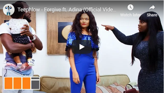 Teephlow ft. Adina – Forgive (Official Video)