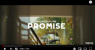 Adekunle Gold ft Simi - Promise (Official Video)