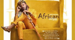 TheLionKing – African Woman