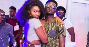 Kuami Eugene chopped Wendy Shay at Sparks Hotel
