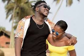 Medikal & Fella Makafui shoots the funniest ever comedy video for Huawei Y7