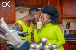 Okyeame Kwame, wife present third edition of 'Flaunt Your Lover'