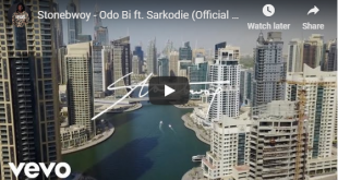 Stonebwoy ft. Sarkodie - Odo Bi (Official Video)