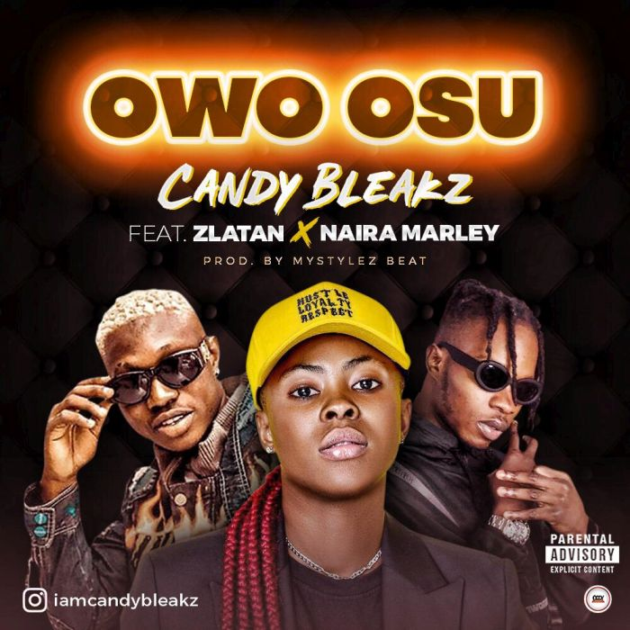 DOWNLOAD MP3: Zlatan – Owo Osu ft. Naira Marley x Candy Bleakz
