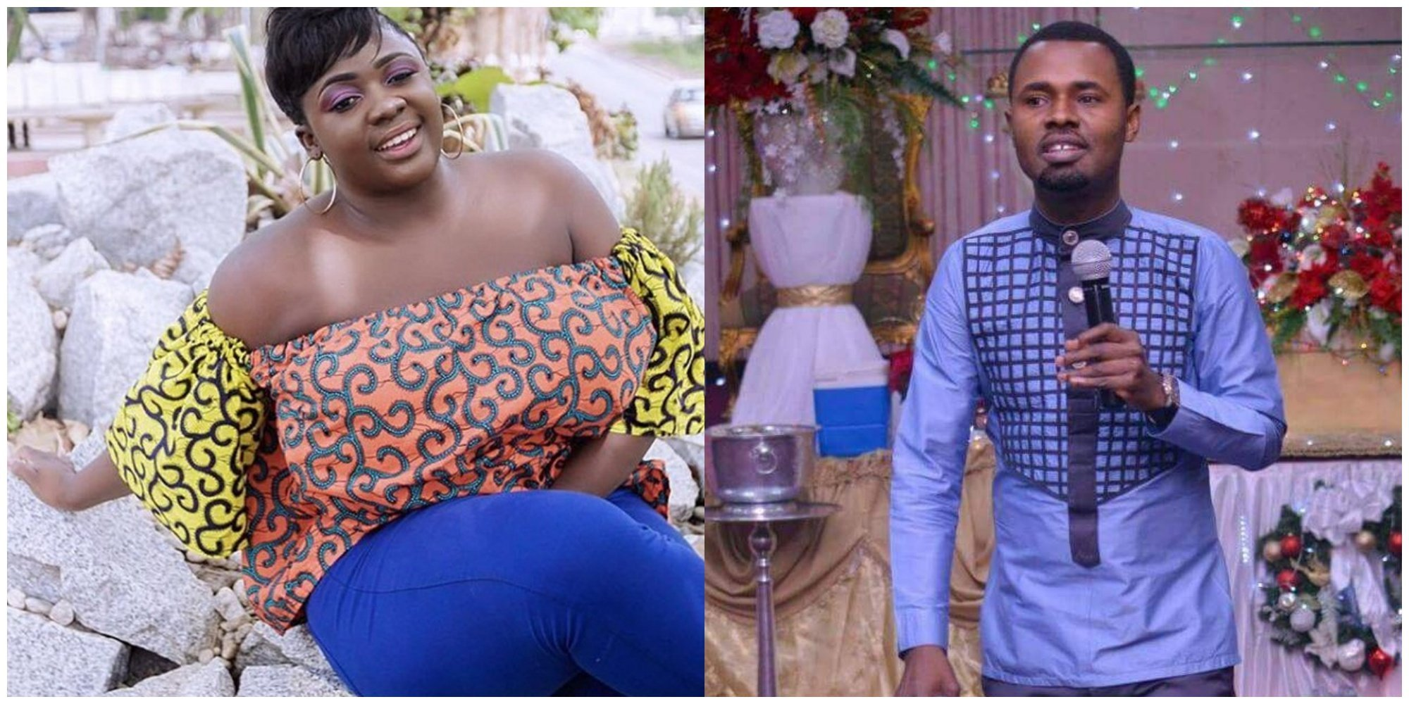 Ernest Opoku is very good in bed -Tracy Boakye