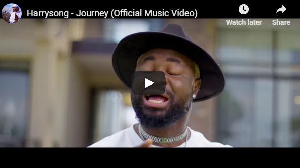 Harrysong – Journey (Official Video)